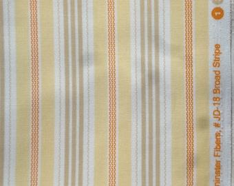 Aviary Joel Dewberry Broad Stripe yellow FQ or more oop htf