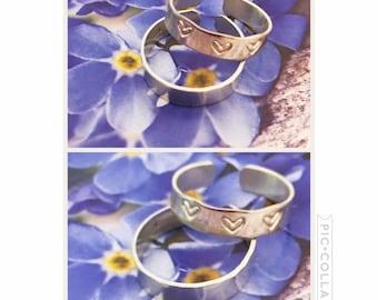 Toe Rings - Sterling Silver