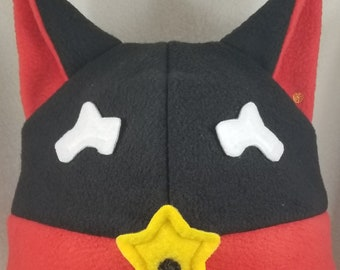 Black Maneki-Neko Hat