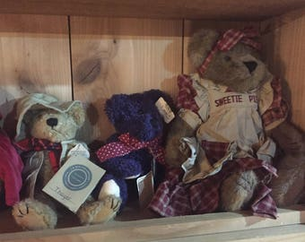 Americana Collection Boyds Bears lot