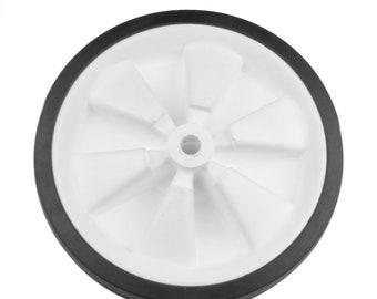 Plastic Moulded Wheels 147mm