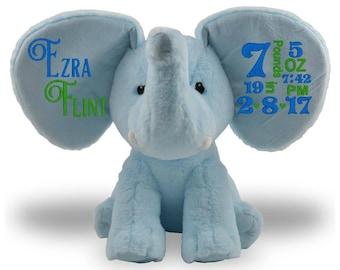 Elephant baby gift etsy negle Choice Image