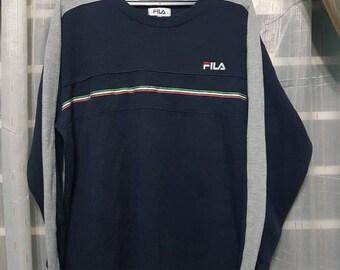 FILA sweatshirt vintage 90s