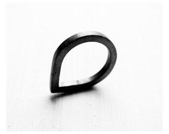 Thorn Ring - Teardrop Ring - Minimalist Ring - Minimalist Jewelry - Geometric Ring - Geometric Teardrop Ring