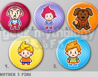 "Mother 3 Earthbound 1.5""- Lucas 