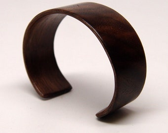 Cuff Bracelet #4, Wooden, Cuff, Bracelet, Eco, Minimalist, Modern, Jewelry, Anniversary Gift, Wood Jewelry, Mens, Womens, Unisex