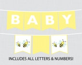 Printable Bumble Bee Baby...