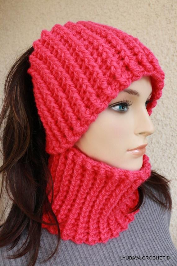 Crochet Pattern Womens Headband Easy Crochet Ear Warmer Neck