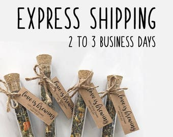 Express Shipping - 2 to 3 business days