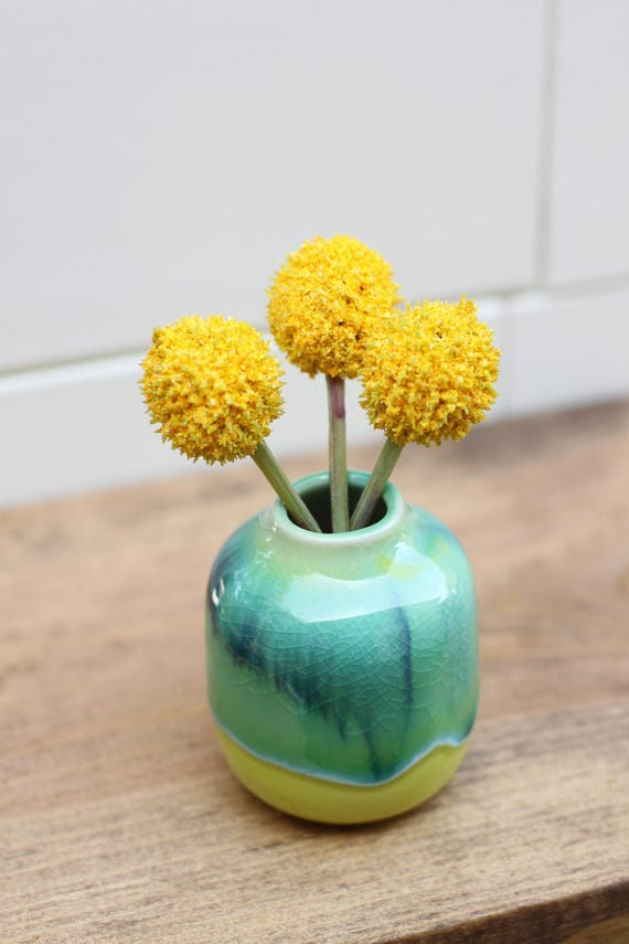 boho bud vase // small vase // mommy vase // little bud vase // flower vase