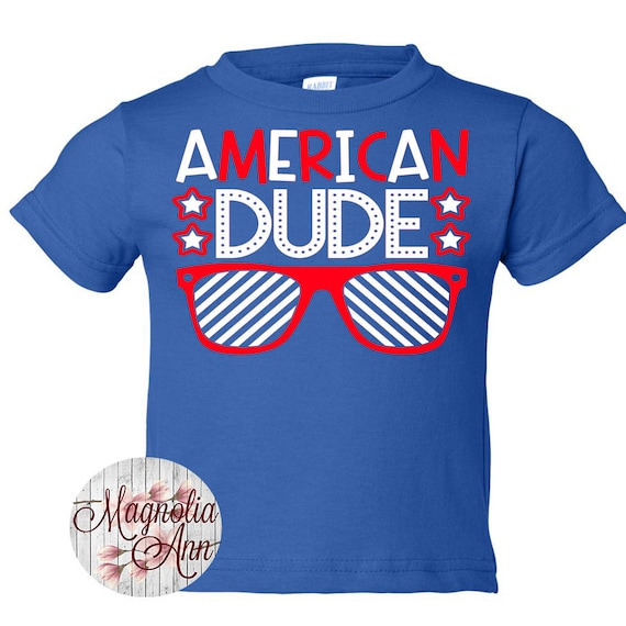 American Dude,Baby Boys Shirt, Toddler Boy Shirt, Infant Boys Shirt, Kids Patriotic Shirt, 4th of July Shirt, Trendy Boys Shirt, 4th of July