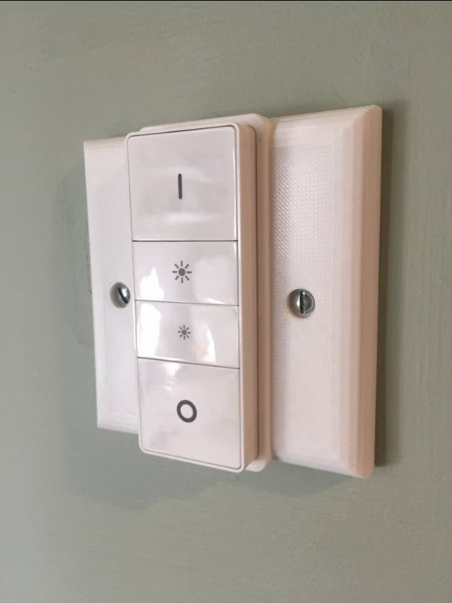 Philips Hue Dimmer Uk Single Light Switch Cover