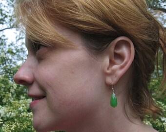 Jade Briolet Earrings
