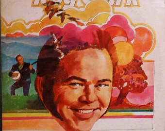 Roy Clark – The Entertainer Of The Year 1974 ( 2 X LP, Album, Vinyl Record, Gatefold, Compilation )  Folk, Country  - Music