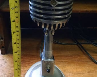 Vintage Shure Brothers Unidyne Microphone