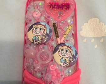 IPhone 6/6s Decoden phone case Star Vs the Forces of Evil Series