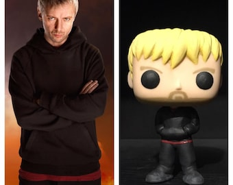 """Custom Funko Pop: The Master from """"Doctor Who"""""""