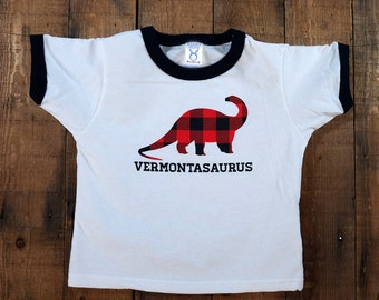 Vermontasaurus Youth Tee
