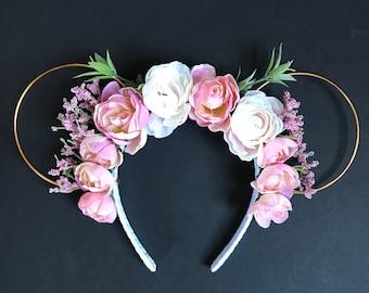 Flower and Garden Festival Inspired Mickey Ears