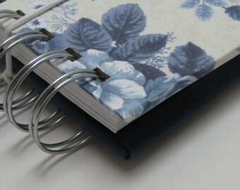 Discount Card Holder - Loyalty Card Holder - Gift Card Holder - Card Wallet - ID Holder - Reward Card Holder  - Envelopes - Blue Rose Floral