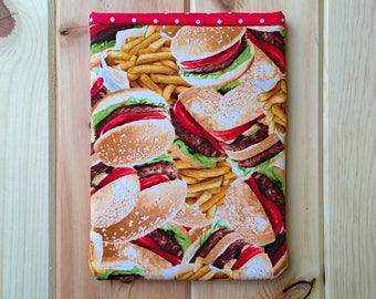 Book Snuggie - Burger and Fries