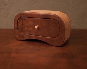 Rounded Bandsaw Box