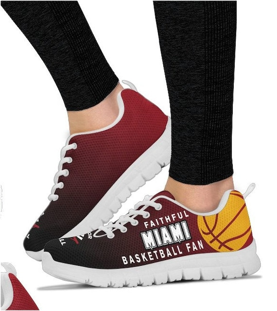 Heat Basketball Miami Sneakers Fan BK 016A Walking Shoes PP HB UpqwP1dq