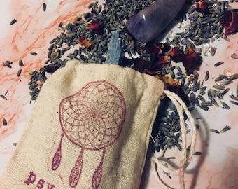 Psychic Dreams   Fragrant   Mojo Bags