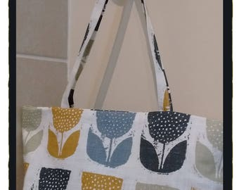 Tulip bag - in two colourways