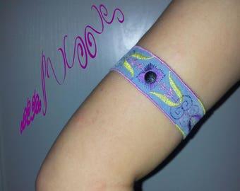 Tribal Indian MULTICOLOR bracelet