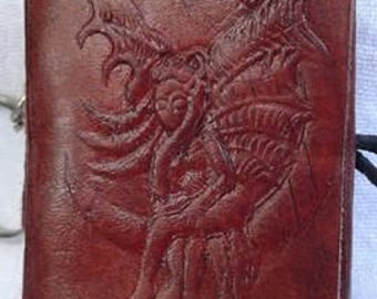 FAIRY EMBOSSED JOURNAL Keychain