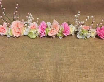 Flower Runner Garland