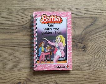 Barbie (1986 First Edition) Handmade Notebook