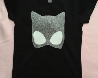 Cat Woman Inspired T-Shirt | Super Hero Inspired T-Shirt | DC Comic Inspired T-Shirt