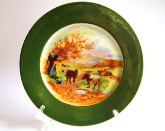 REDUCED French Vintage Limoges Plate