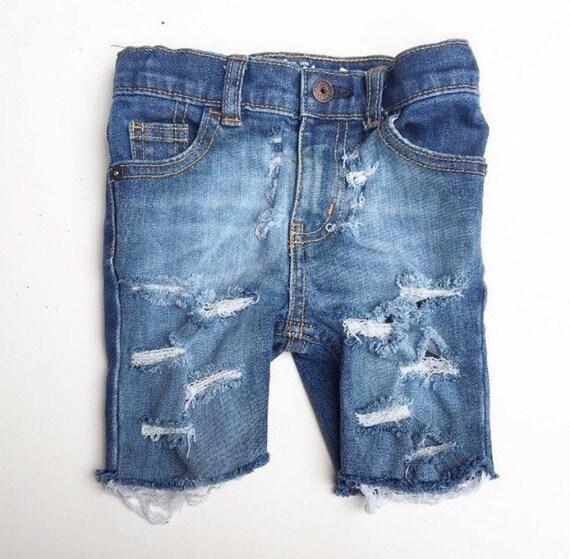 Cut Off Skinny shorts