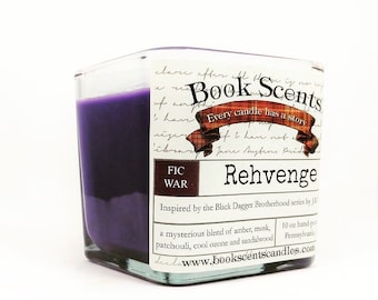 Rehvenge Scented Candle