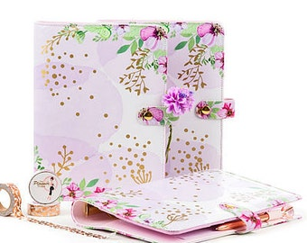 """Yearly Planner """"Purple Planner Couture"""" in Giftbox"""