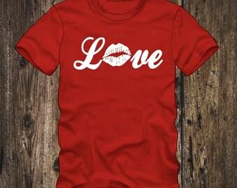 Love Lips T-shirt