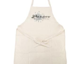 Ranger Natural Canvas Apron gardening apron Stamping Craft Apron Stamper's apron Vendor Apron crafting crafter's stamper's