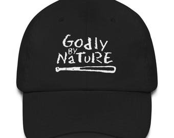 Godly by Nature - Naughty by Nature Parody - Dad Hat