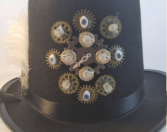 Tea Time: Steampunk Top Hat