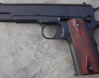 Museum Exhibit Grade M1911 WWI Issue Colt .45 ACP Caliber Resin Pistol