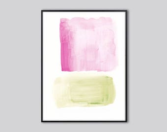 Abstract painting print, abstract wall art, Watercolor painting, watercolor prints, watercolor art, abstract wall decor print, gift for her