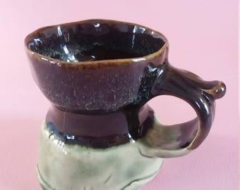 Small Mug with a Waist