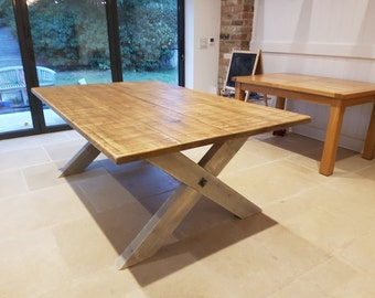 Hand Made Rustic Dining Table