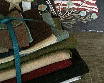 Sweet Summertime Wool Kit & Pattern