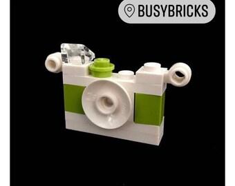 Lego Brick SLR Camera Charm