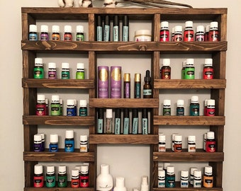 Essential oil shelf, Essential oil storage, oil cabinet, oil rack, essential oil storage, wall shelf, essential oil display, housewarming
