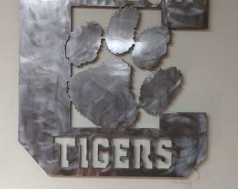 Clemson Tigers C